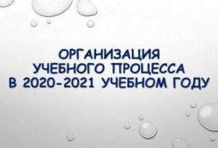 """Телефон """"горячей линии"""" по организации учебного процесса в 2020-2021 учебном году - 8 (919) 878-81-28"""